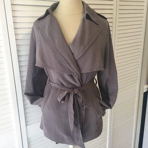 Trench Style Jacket